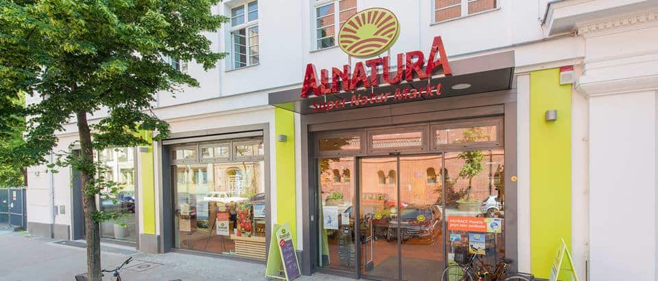 Alnatura Markt in Berlin-Kreuzberg
