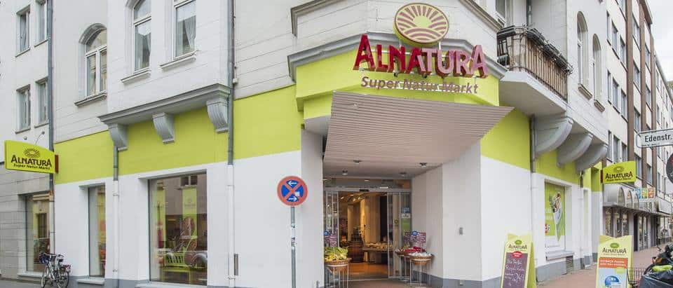 Alnatura Markt in Hannover-List