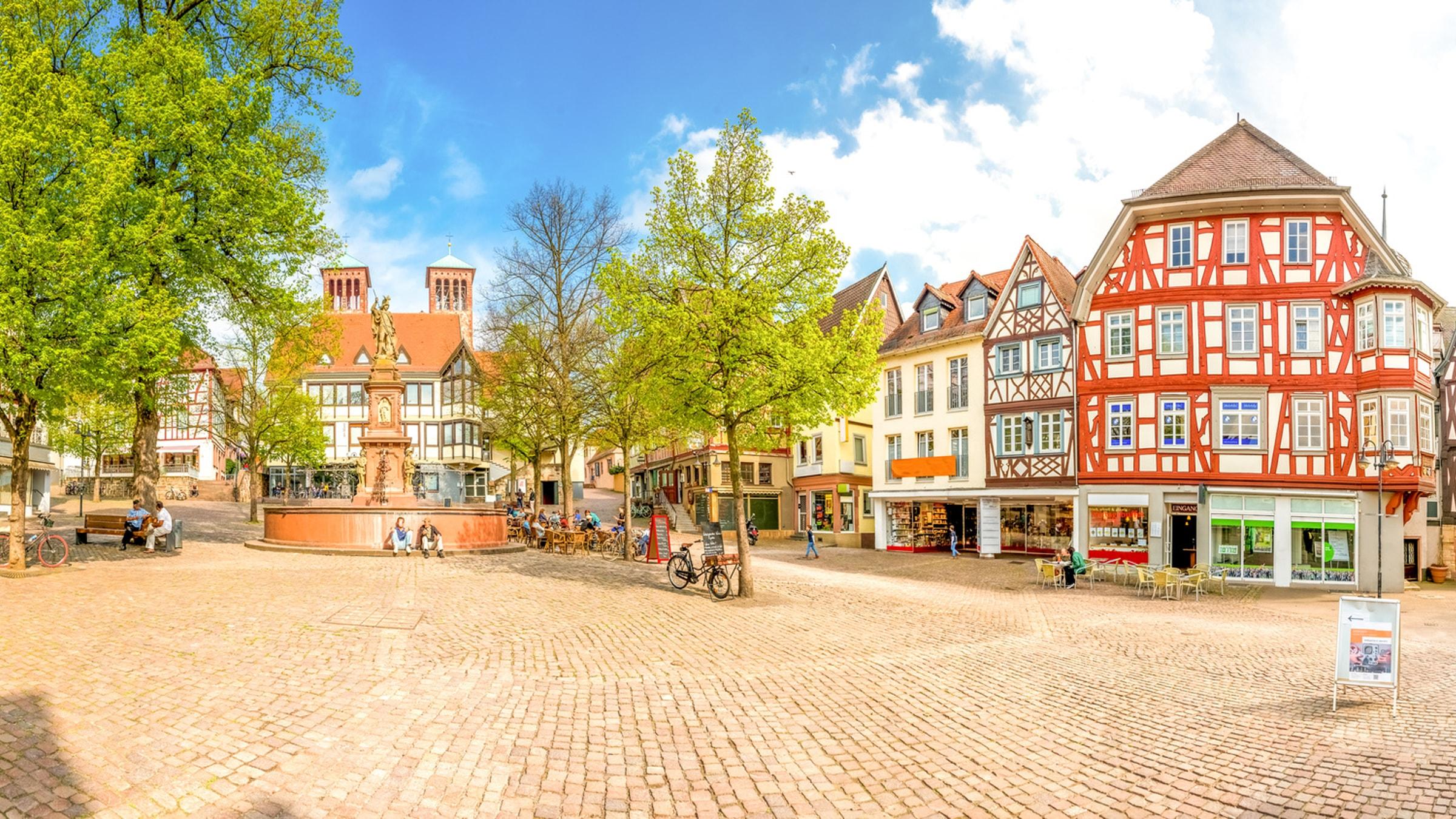 Bensheim Aktuell