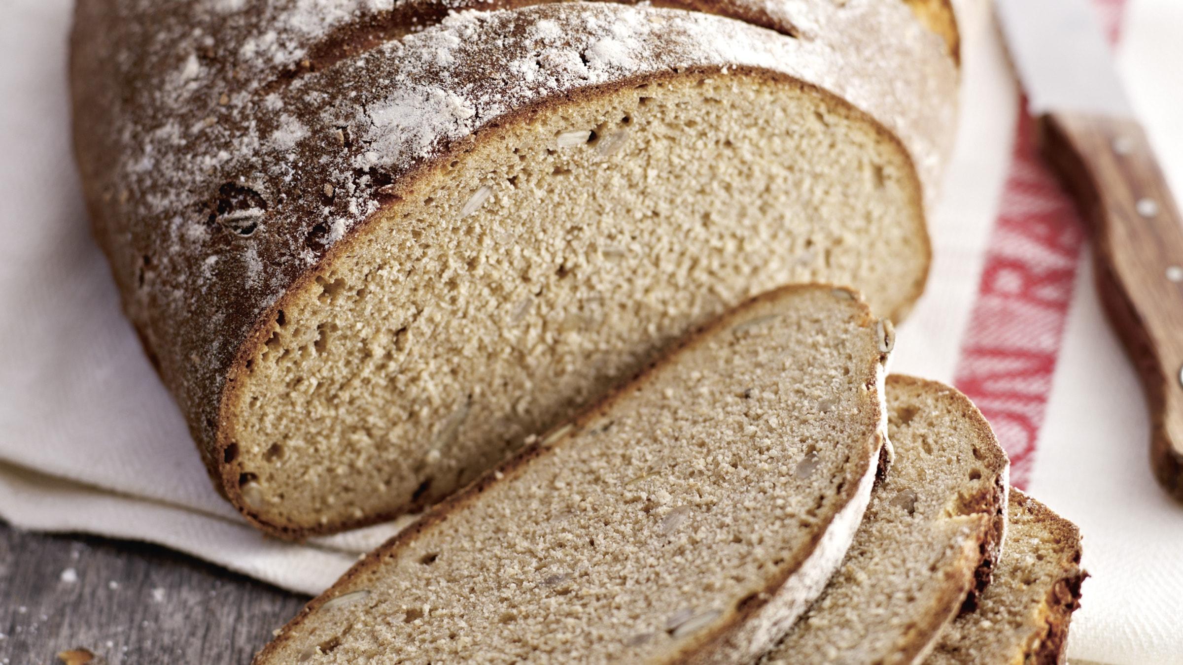 Brot selber backen - Anleitung, Tipps und Rezepte