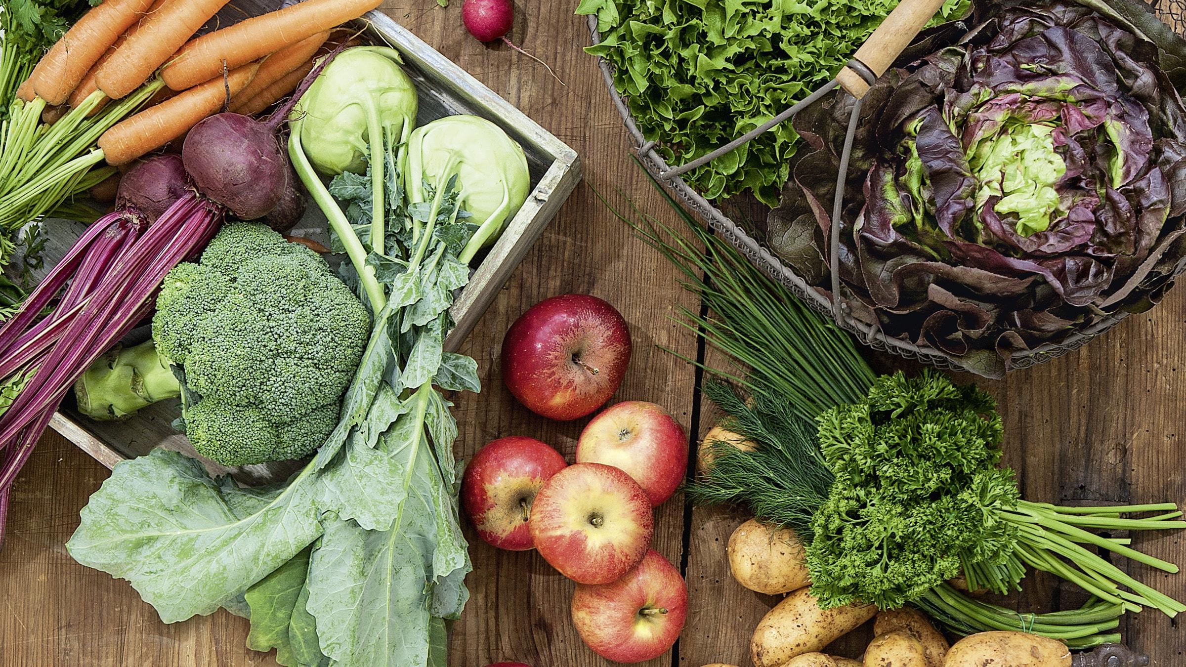 17+ Lagerung von Obst & Gemüse Was darf in den Kühlschrank   Alnatura Fotos