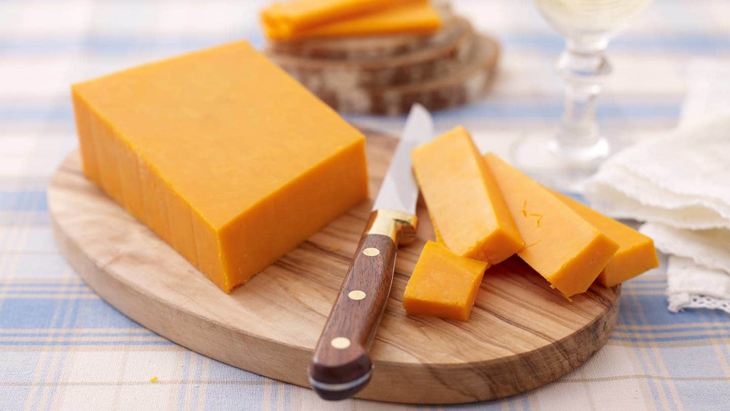Red Leicester – Alnatura Warenkunde
