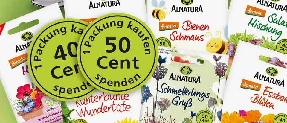 Die Alnatura Saatgut-Initiative