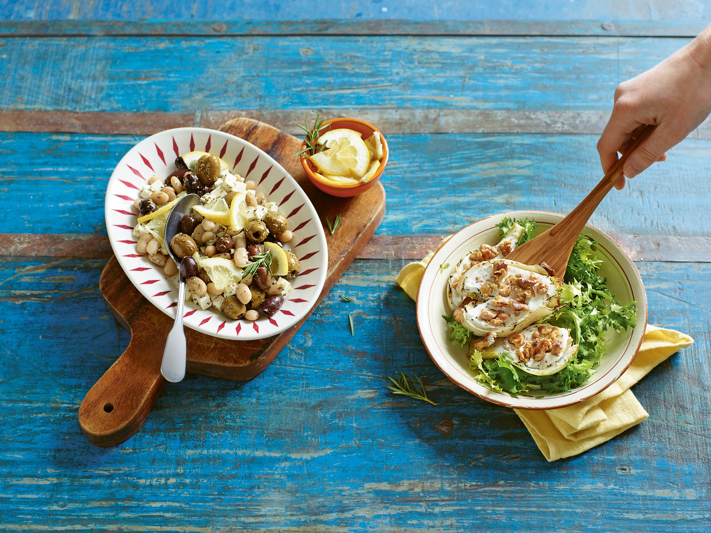 Mediterrane Küche zum selbst machen   Bio Rezepte mit Alnatura